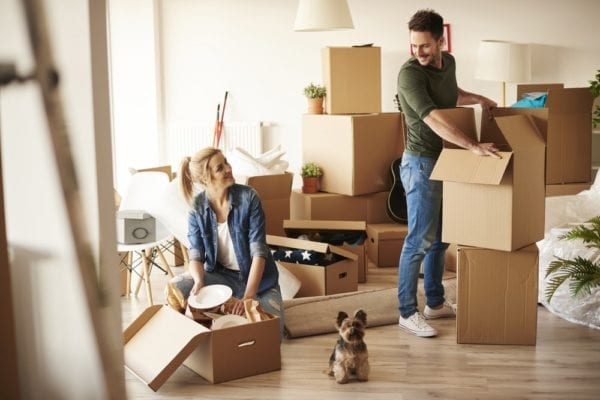 planning and budgeting for a cross country move