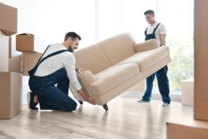 sofa movers in new york city